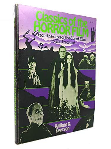 9780806505954: Classics of the Horror Film