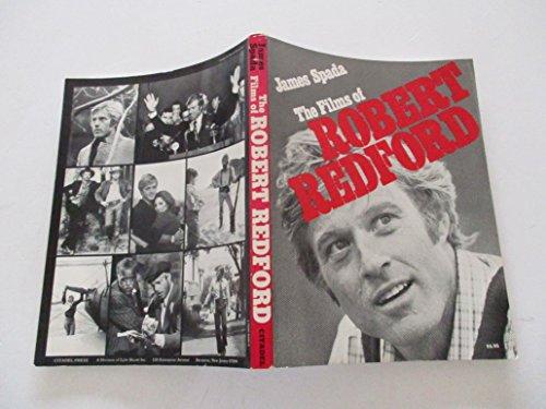 9780806506548: The Films of Robert Redford