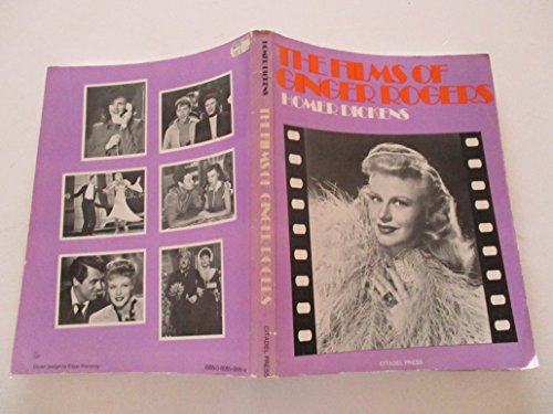 9780806506814: Films of Ginger Rogers