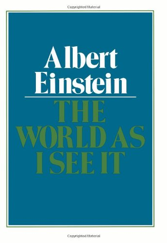 9780806507118: The World As I See It