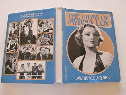 9780806507354: The Films of Myrna Loy