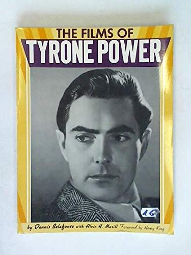 9780806507408: Films of Tyrone Power