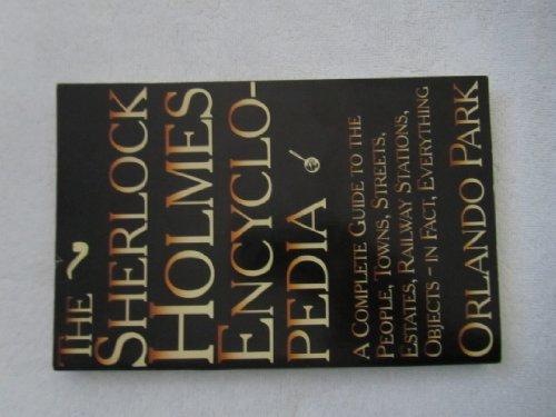 9780806507644: The Sherlock Holmes Encyclopedia