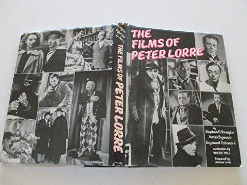 The Films of Peter Lorre: Youngkin, Bigwood & Cabana Jr.;Cabana, Jr. Re: Peter Lorre