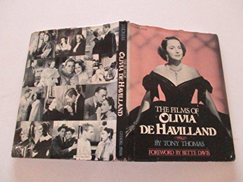 The Films of Olivia De Havilland: Thomas, Tony
