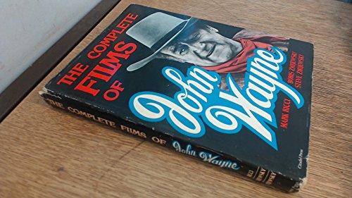 9780806508726: Complete Films of John Wayne