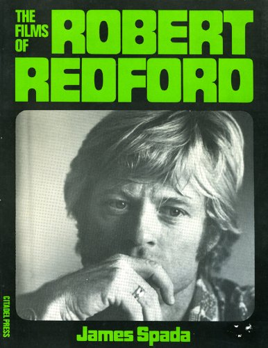 9780806508986: The Films of Robert Redford