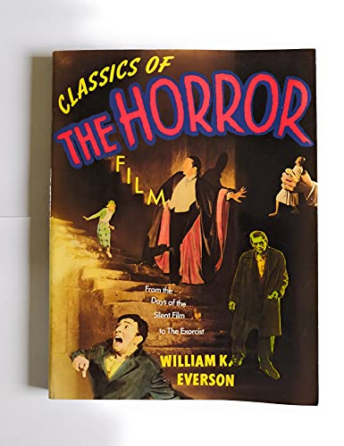 9780806509006: Classics of the Horror Film