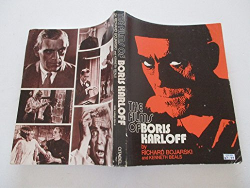 9780806509068: The Films of Boris Karloff