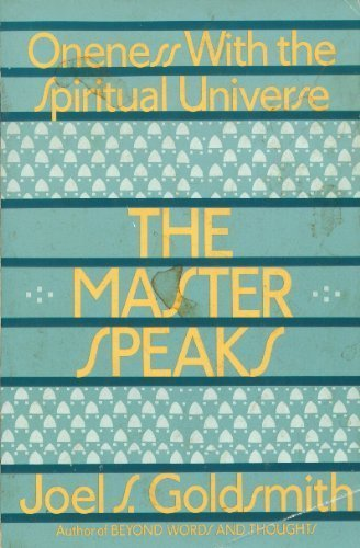 9780806509129: The Master Speaks