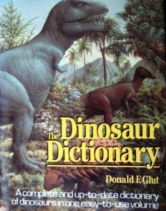9780806509181: The New Dinosaur Dictionary