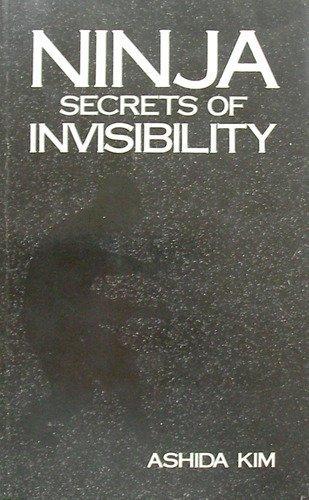 9780806509204: Ninja Secrets of Invisibility