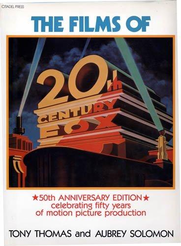 9780806509587: Films of Twentieth Century Fox
