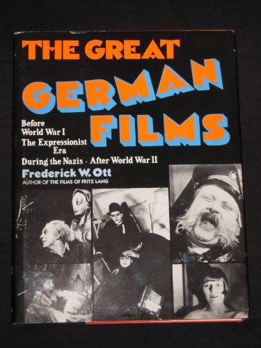 9780806509617: The Great German Films