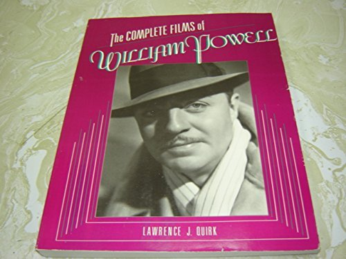 9780806509983: The Complete Films of William Powell