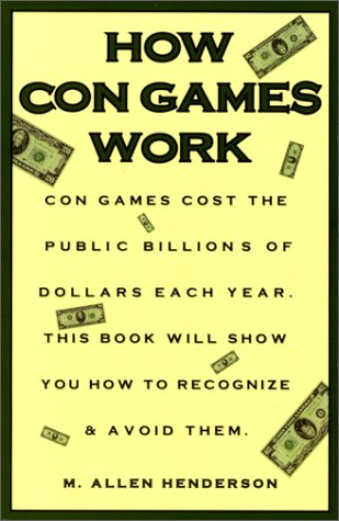 9780806510149: How Con Games Work