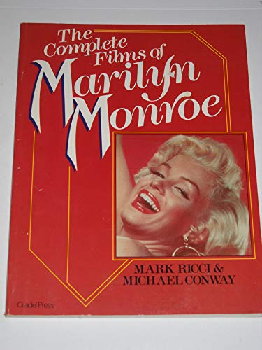 9780806510163: The Complete Films of Marilyn Monroe