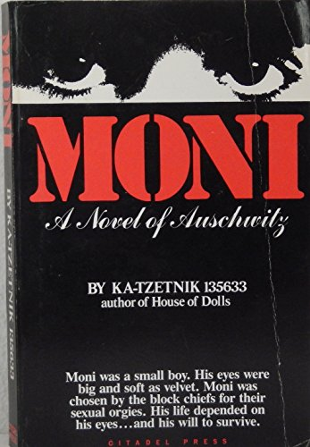 9780806510224: Moni: A Novel of Auschwitz
