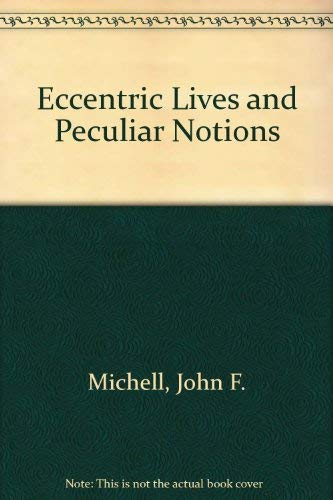 9780806510316: Eccentric Lives and Peculiar Notions