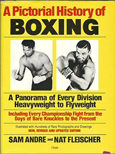 9780806510484: A Pictorial History of Boxing