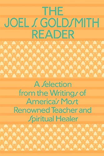 9780806510514: The Joel Goldsmith Reader