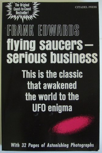 9780806510606: Flying Saucers--Serious Business