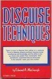 9780806510989: Disguise Techniques