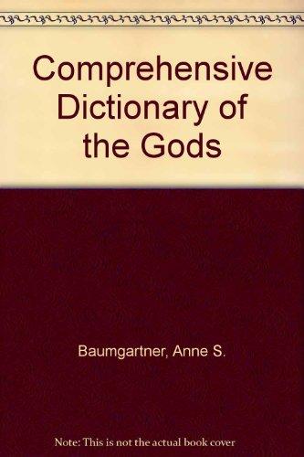 9780806511238: Comprehensive Dictionary of the Gods