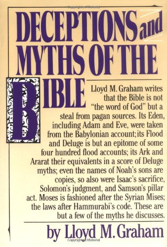9780806511245: Deceptions and Myths of the Bible