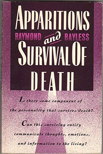 9780806511344: Apparitions and Survival of Death