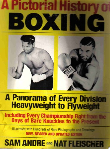 9780806511375: Pictorial History of Boxing Andre