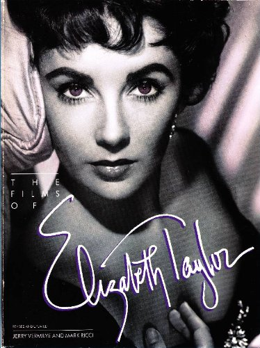 The Films of Elizabeth Taylor (Film books): Vermilye, Jerry; Mark, Ricci