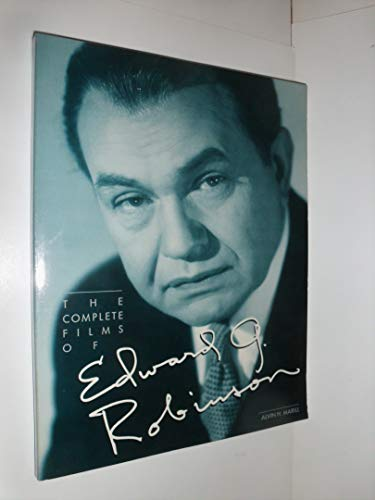 9780806511818: Complete Films of Edward G. Robinson