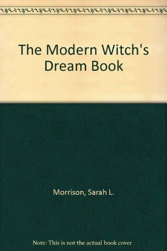 9780806512037: The Modern Witch's Dreambook