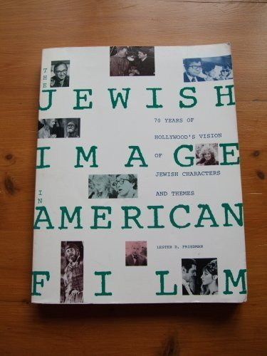 9780806512198: The Jewish Image in American Film