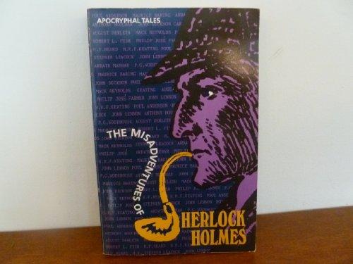 9780806512358: The Misadventures of Sherlock Holmes