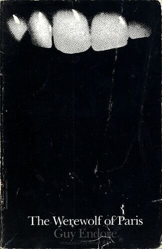9780806512877: The Werewolf of Paris
