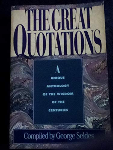 9780806514185: The Great Quotations