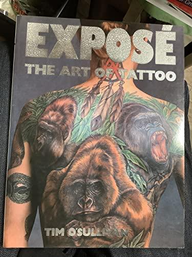 9780806514307: Expose: The Art of Tattoo