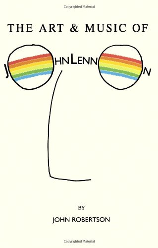 9780806514383: The Art & Music of John Lennon