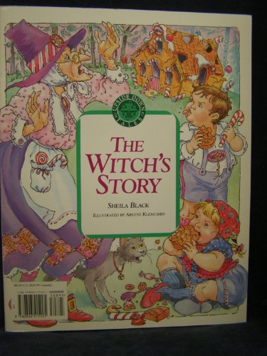 Hansel and Gretel/the Witch's Story (Upside Down Tales): Black, Sheila