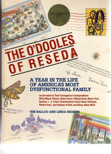 9780806516097: The O'Dooles of Reseda: A Year in the Life of America's Most Dysfunctional Family