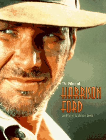 9780806516585: The Films of Harrison Ford (Citadel Film)