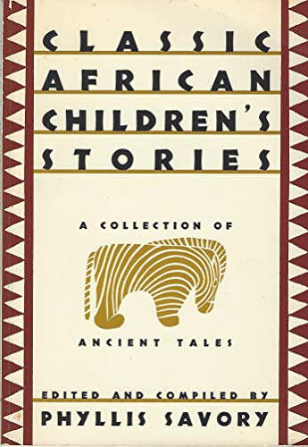 9780806517049: Classic African Children's Stories: A Collection of Ancient Tales