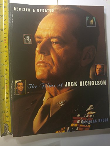 9780806518343: The Films of Jack Nicholson