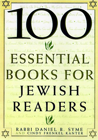9780806519067: 100 Essential Books For Jewish Readers