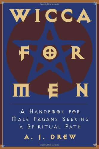 9780806520230: Wicca for Men: A Handbook for Male Pagans Seeking a Spiritual Path