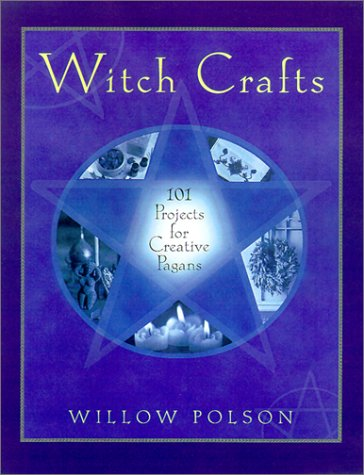 9780806522470: Witch Crafts: 101 Projects for Creative Pagans