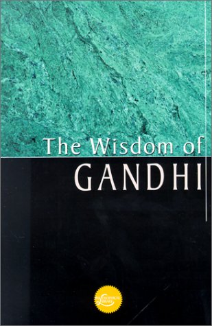 9780806522548: The Wisdom Of Gandhi