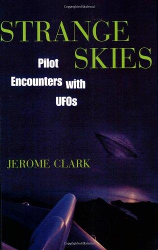 9780806522999: Strange Skies: Pilot Encounters With Ufos